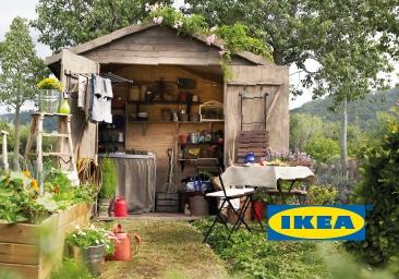 Gartenhaus Kunststoff Ikea DI45 – Hitoiro