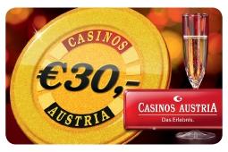 casino austria gutscheine spar