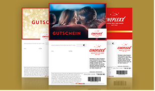 Cineplexx Email Gutschein